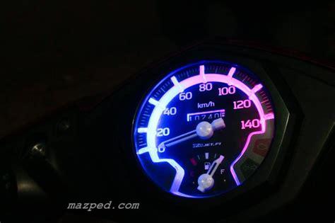 Alarm Motor Sensor Sentuh pasang pengaman rahasia di motor mazpedia