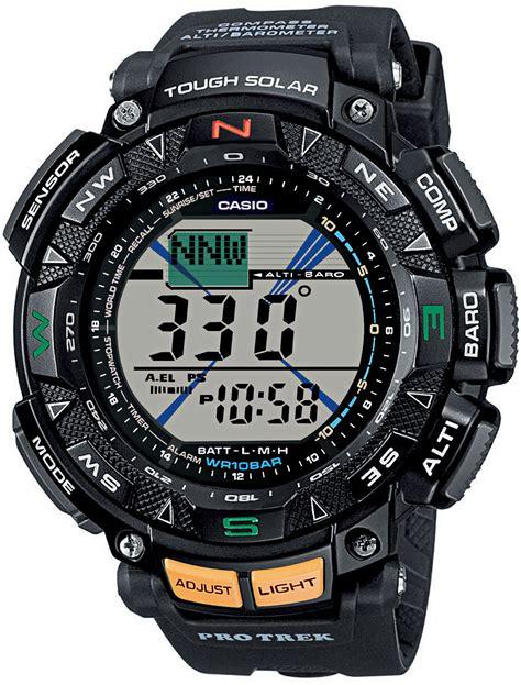 casio prg 240 zegarek męski casio protrek prg 240 1er zegarownia pl