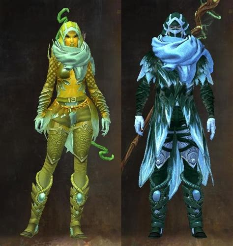 Awe Inspiring by Thrifty Threads The Sylvari Druid Guildmag The Guild