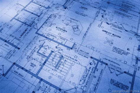 blue prints for a house house blueprints