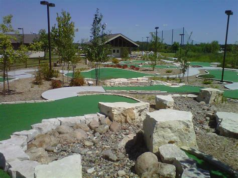 backyard mini golf course design ideas landscape design mn