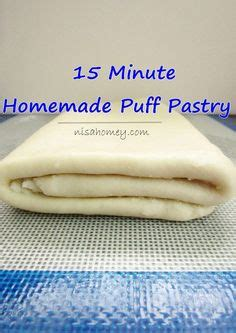 Basic Puff By Anni bake with puff pastry desserts and