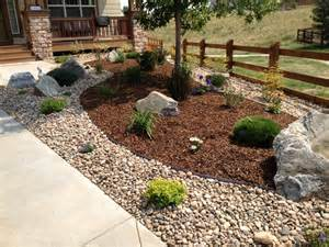 triyae com xeriscaped backyard design various design