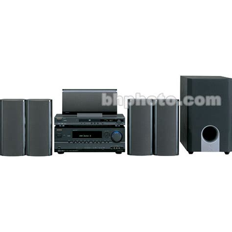 onkyo ht s894 complete 5 1 channel home theater system hts894