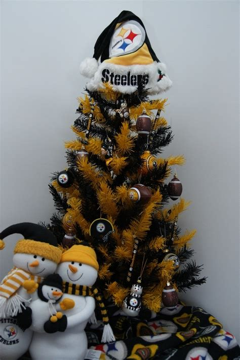 steelers christmas pics pittsburgh steelers tree best business template