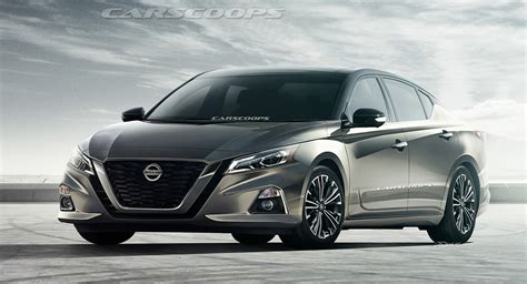 new nissan altima 2018 2019 nissan altima everything we know so far carscoops