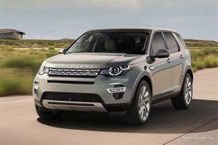 land rover discovery sport motores ingenium a diesel