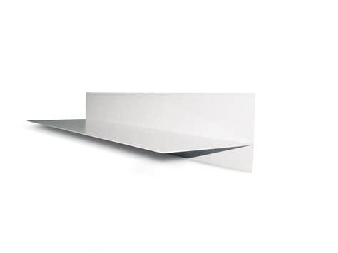 mensole in acciaio mensola a muro moderna design in acciaio linea