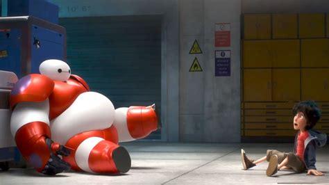 film robot hero disney s big hero 6 trailer 2014 youtube