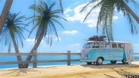 volkswagen bus beach love the vw van i ve got the blues pinterest vans