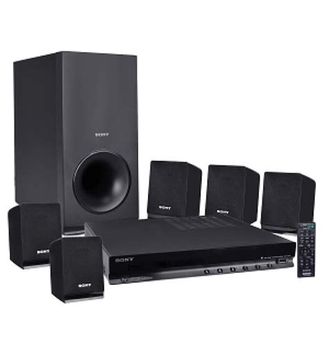 Sony Home Theater System Dav Tz140 home theatre system sony dvd home theatre dav tz140 sound