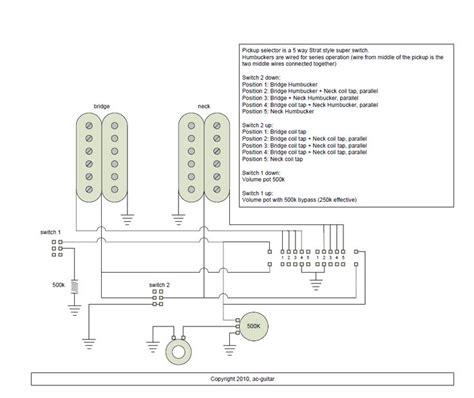 fender 5 way switch wiring diagram wiring diagram