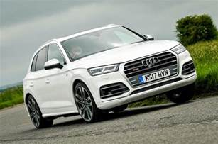 Sq5 Audi Price Audi Sq5 Review 2017 Autocar