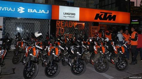 Ktm Indiranagar Ktm Orange Ride Bangalore To Sangam