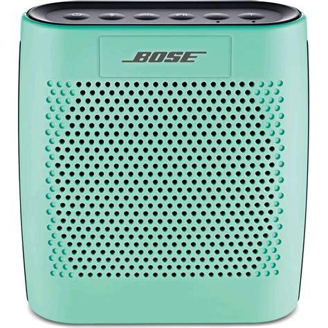 Bose Soundlink Speaker Portable Mint bose soundlink color bluetooth speaker mint expansys