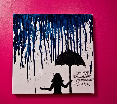 acrylic paint on canvas ideas saddest painting picture desaign ideas for canvas with