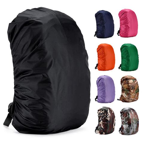 mounchain 35 45l adjustable waterproof dustproof backpack cover portable ultralight
