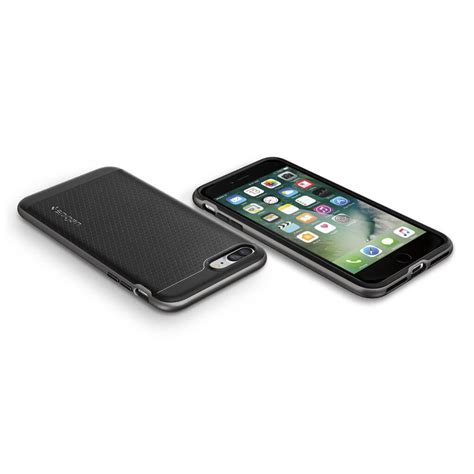 Spigen Neo Hybrid For Iphone 7 Plus Chagne Go Limited spigen 174 neo hybrid 043cs20535 iphone 8 plus 7 plus gunmetal spaceboy