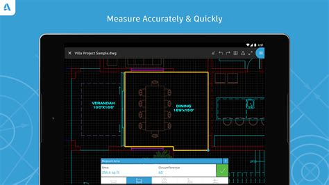 mobile dwg autocad dwg viewer editor android apps on play