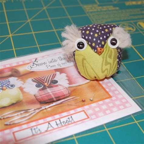 owl pincushion template http generationqmagazine wp content uploads 2013 05