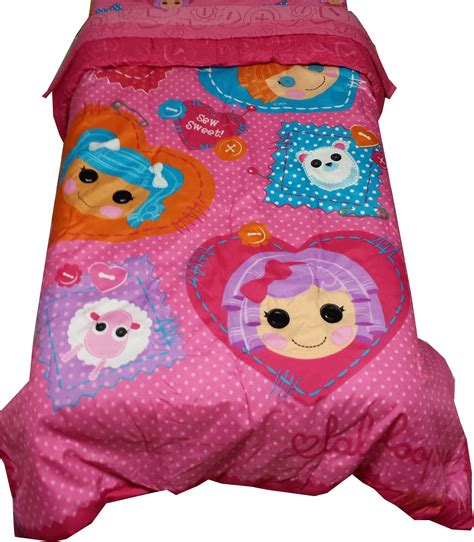 Lalaloopsy Bedding Set Lalaloopsy Bed Comforter As A Button Blanket Size