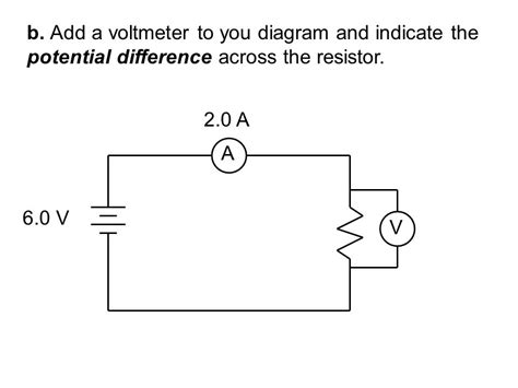 b what is the potential difference across the 10 0 µf capacitor worksheet circuits and ohm s ppt