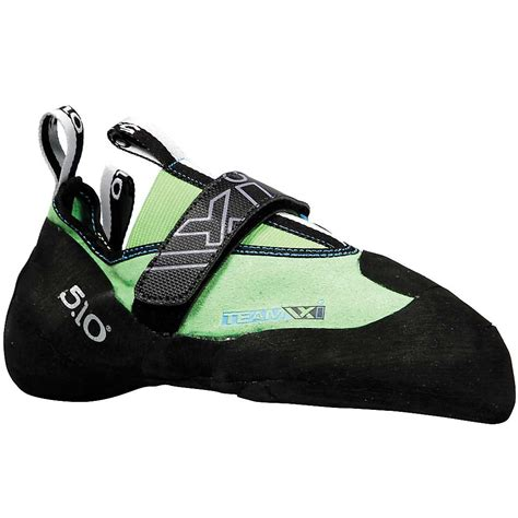 5 ten climbing shoes five ten s team vxi climbing shoe moosejaw