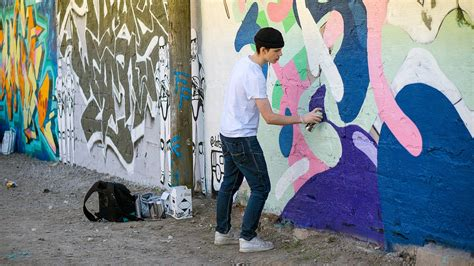 images man creative wall male guy jeans spray