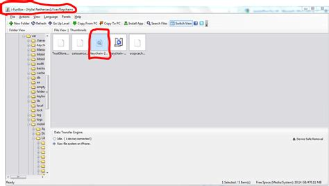 tutorial menggunakan ipos 4 cara reset passcode iphone menggunakan ifunbox sarboah