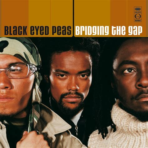 Cd Album Black Eyed Peas black eyed peas bridging the gap cd album at discogs