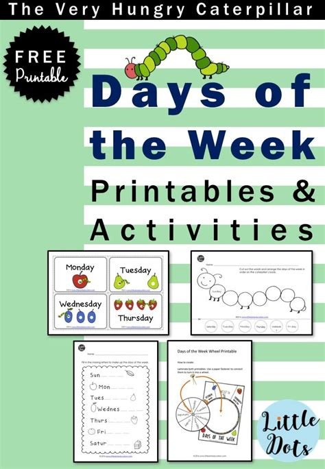 theme names for days of the week 48 best days of the week theme images on pinterest