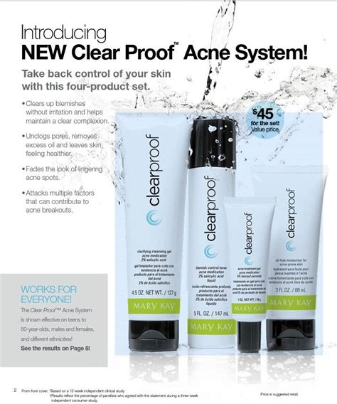 Clear Proof clear proof acne system