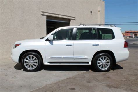 used lexus lx 570 for sale in usa sell used 2008 lexus lx 570 in las vegas certified