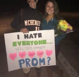 Say yes hmm pinterest funny prom prom ideas and lol funny