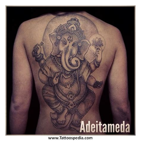 tattoo ganesh signification tattoo ganesh meaning 4