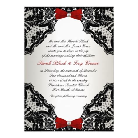 black and white wedding invitations templates wedding invitation wording black white and wedding