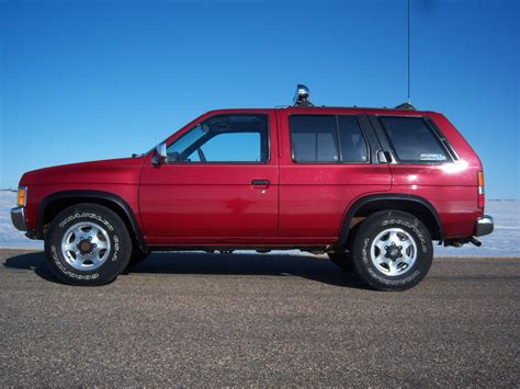 all car manuals free 1995 nissan pathfinder electronic valve timing wheelliftin351 1995 nissan pathfinder specs photos modification info at cardomain