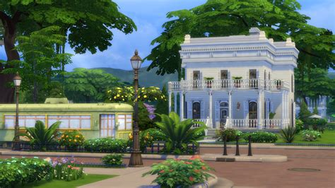 the sims 4 houses the sims 4 house bus simcitizens
