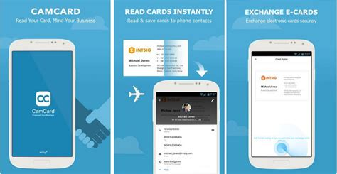 Business Card App Android