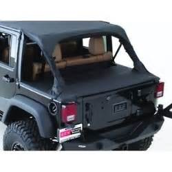 Tonneau Covers For Jeep Smittybilt Tonneau Cover 07 13 Jeep Wrangler Jk 4 Door