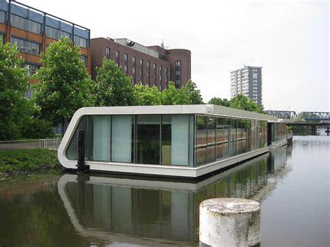 Modern Architecture Homes waterstudio hamburg floating restaurant