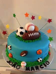 sport cake cakes and desserts