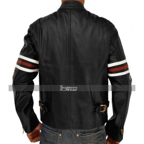 house md review house md hugh laurie dr gregory biker jacket