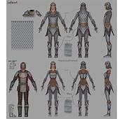 Heavy Scale Armor  Video Games Artwork