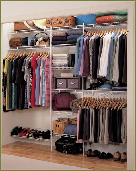 awesome bedroom rubbermaid closet organizer kits