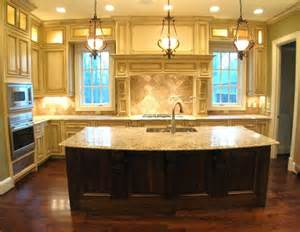 Huge Kitchen Islands by Very Large Kitchen Islands Island Pinterest