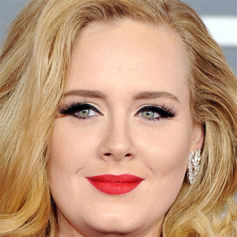 Makeup Adele the adele make up tutorial
