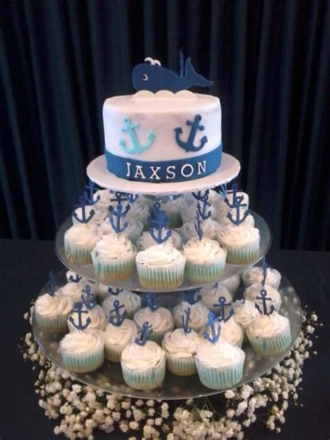 Anchor Decorations For Baby Shower 25 Best Ideas About Anchor Baby Showers On