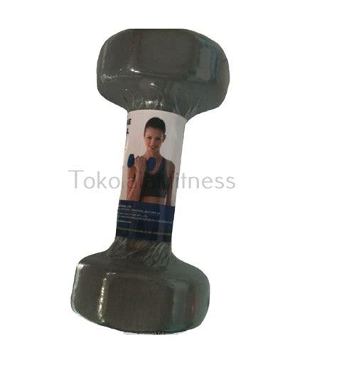 Dumbell Warna sculpture dumbell neoprone 5kg toko alat fitness