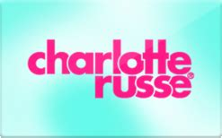 Charlotte Russe Gift Card - buy charlotte russe gift cards raise